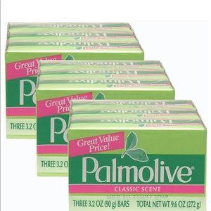 Palmolive classic scent bar soap 9 count